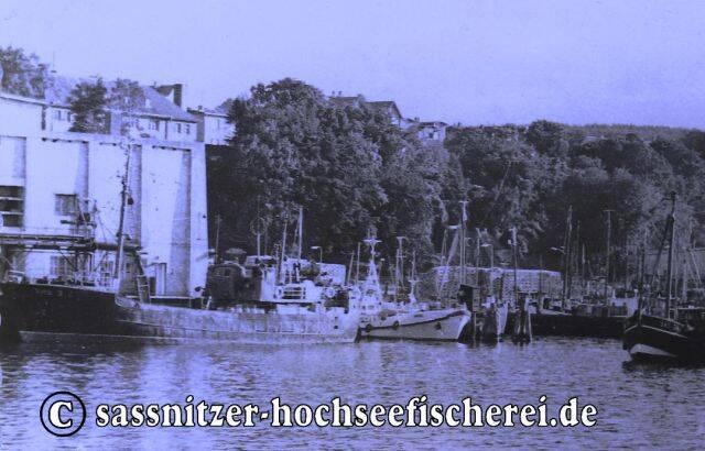 Puff aus Sassnitz