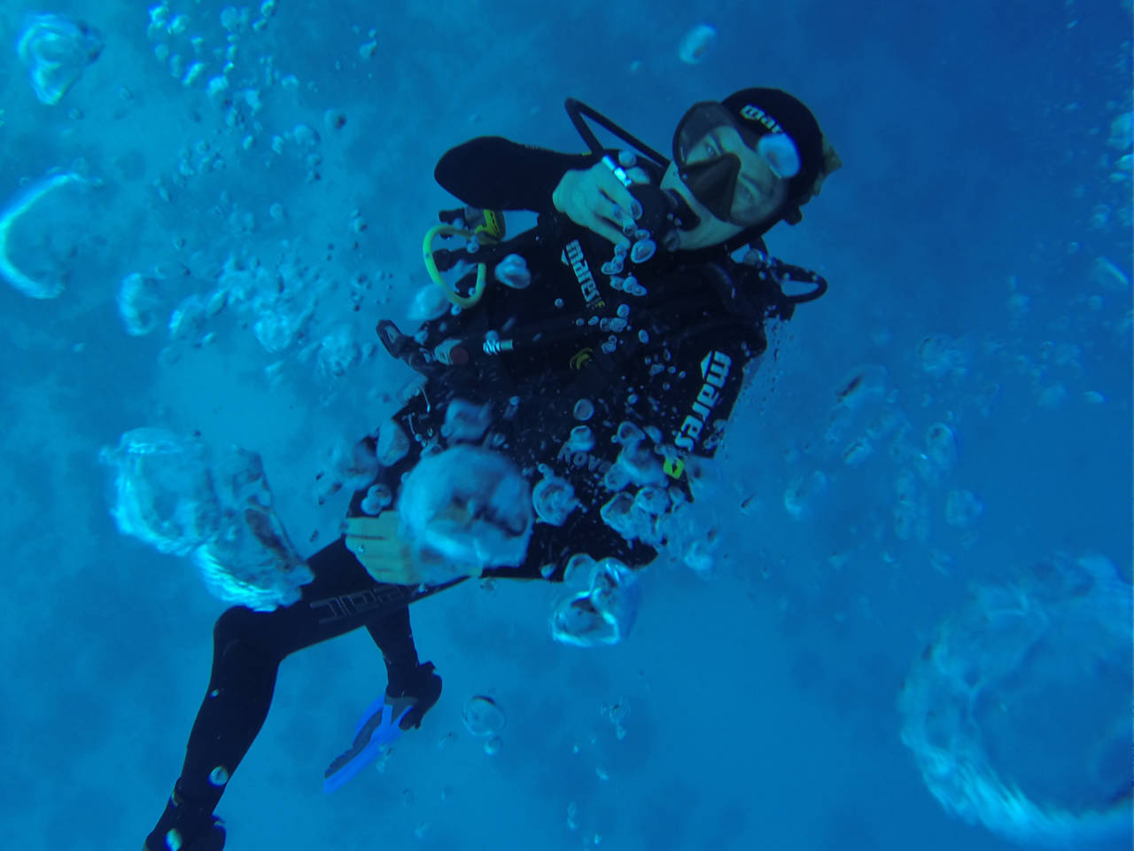 diving course Hurghada