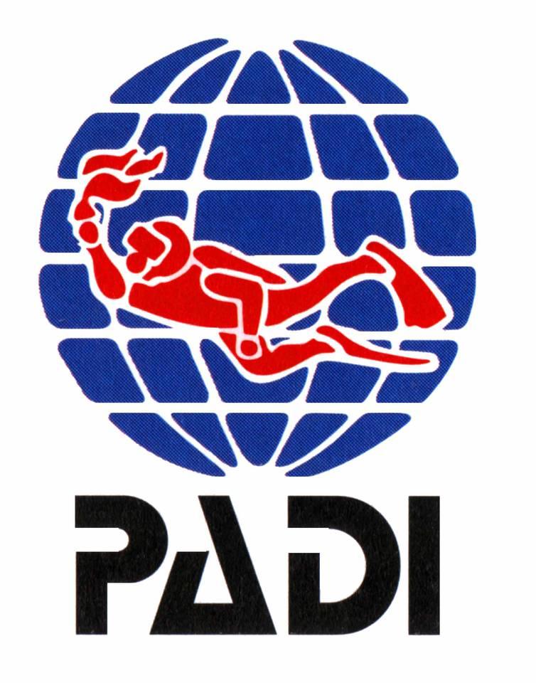 Logo PADI Tauchen Marsa Alam