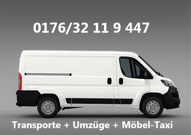 Möbeltransporte in Frankfurt, Offenbach, Wiesbaden, Dreieich, Hanau
