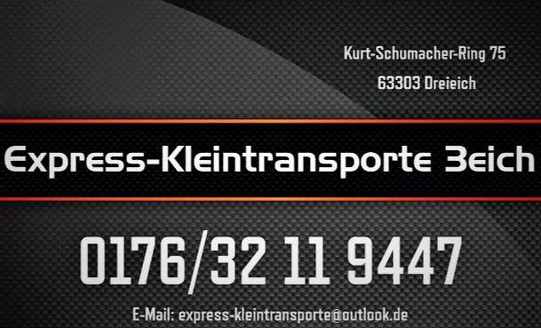 Möbeltransport, Baumarkttransporte, Lastentaxi, Entrümpelungen