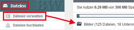 hPage, nPage, HP, Homepage, nach oben Grafik linksbündig zentriert, html Code