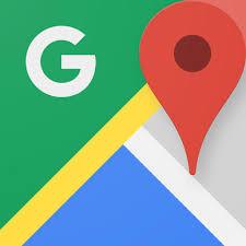Logo Google Maps www.ronjenjehurghada.com