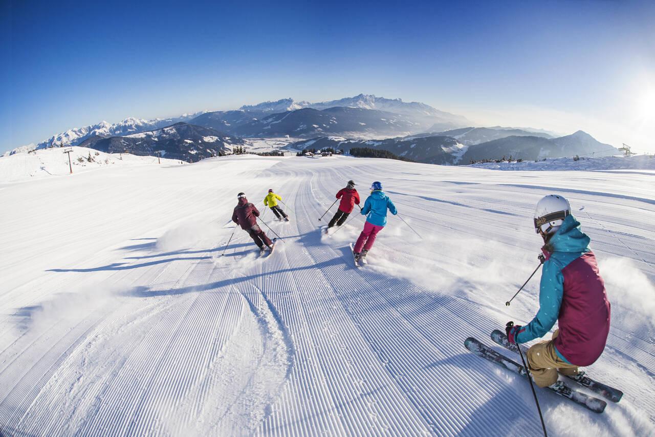 Skifahren in Wagrain Ski Amade