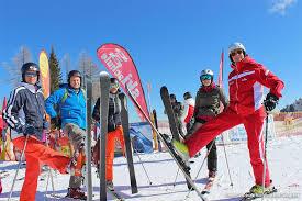 Skikurs in Wagrain