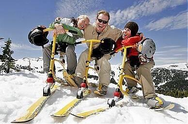 snowbiken in wagrain
