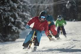 Snowbike Kurs in Wagrain
