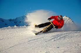 snowbike in wagrain