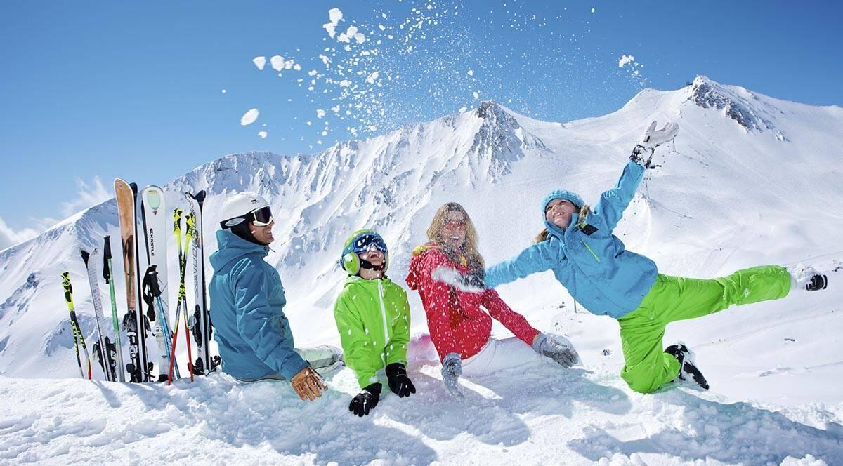 Winterurlaub Wagrain Skifahren