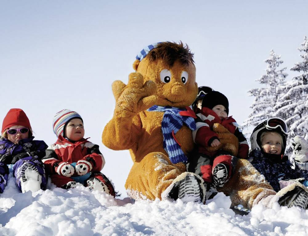 Wagrain Winterurlaub Ski Amade