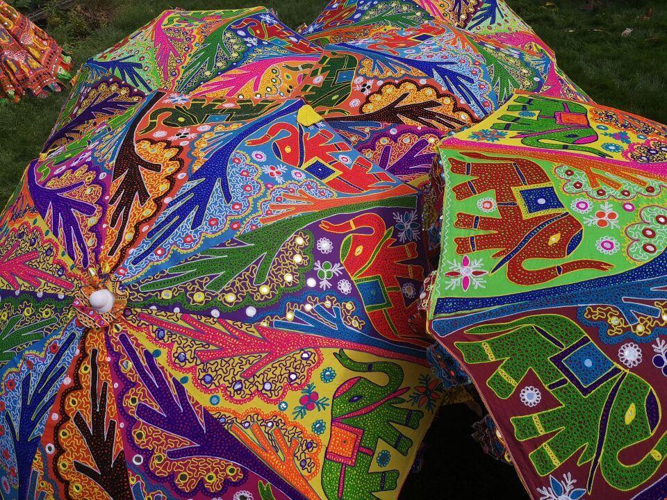 Oosterse parasol kopen