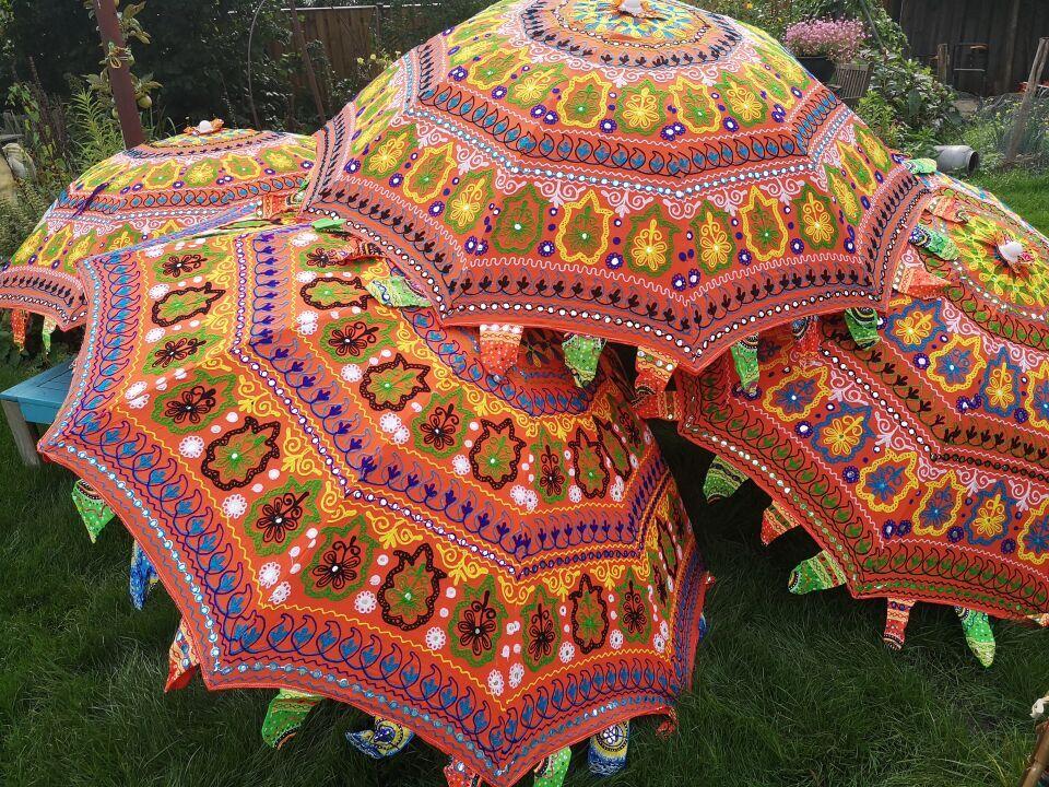 een bijzondere parasol