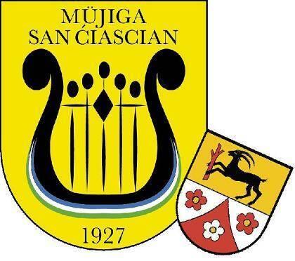Blasun Musiga San Ciascian - Emblema Banda Musicale San Cassiano - Wappen Musikkapelle St. Kassian
