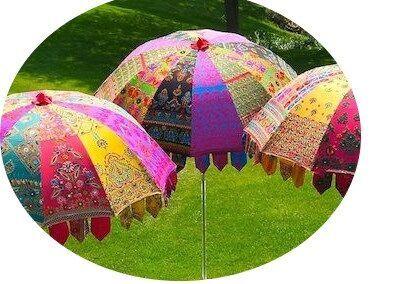parasol voor een themafeest huren