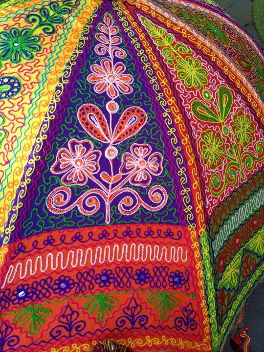 parasol voor yoga