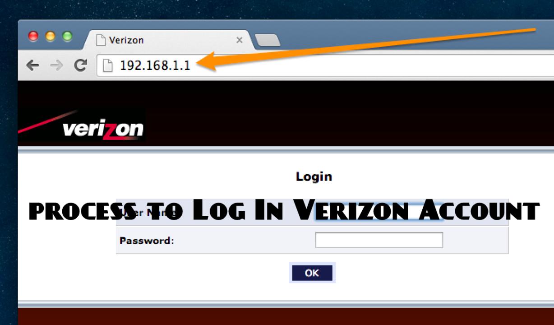 Verizon email address