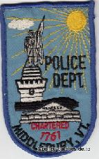 Police - Sheriff - Patches